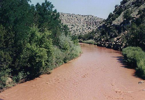 Pecos River by CGHepburn Scenic Photos