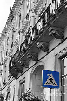Pedestrian Crossing by Floyd Menezes