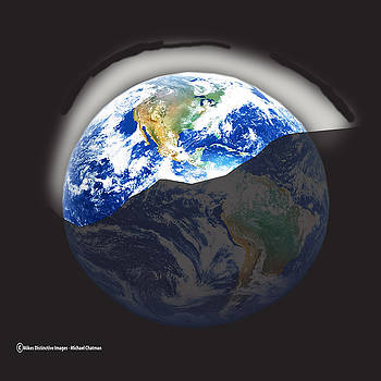 Peek at the World from Outer Space by Michael Chatman