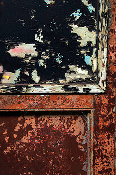 Peeling Paint by Joanne Coyle