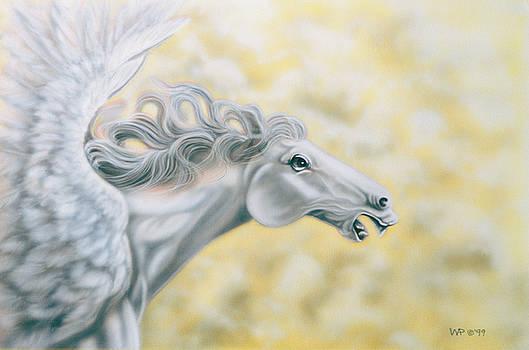 Pegasus by Wayne Pruse
