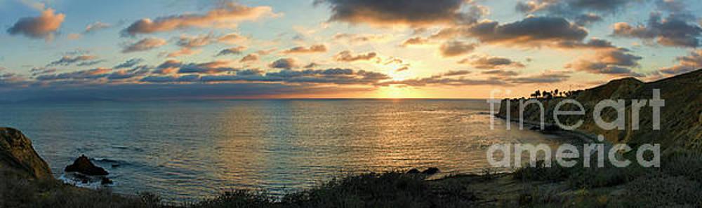 Pelican Cove Park Panorama by Eddie Yerkish
