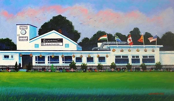 Pembroke Cricket Club - Dublin by John  Nolan
