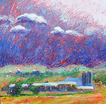 Penn Farm by Pam Van Londen