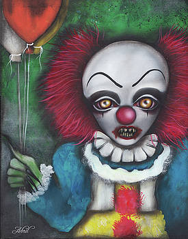 Abril Andrade Griffith - pennywise