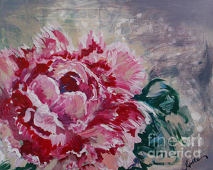 Peony one by Noelle Rollins
