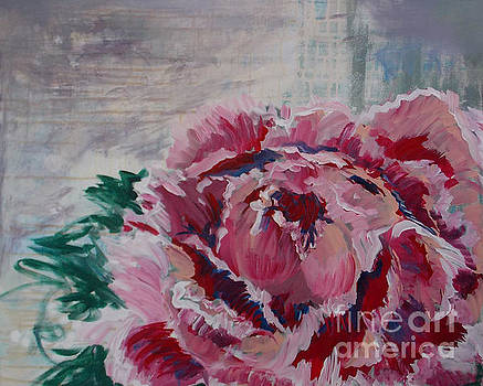 Peony two by Noelle Rollins