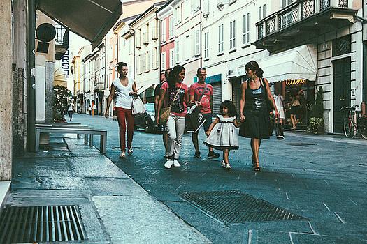 People by Cesare Bargiggia