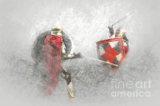 People- Knights by Feryal Faye Berber
