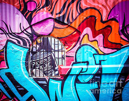 Sonja Quintero - People Talk About Graffiti