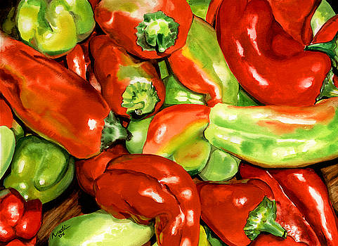 Peppers by Nadi Spencer