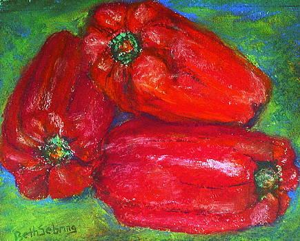 Peppers of Plenty by Beth Sebring