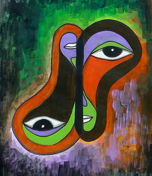 Perception by Sarojit Mazumdar