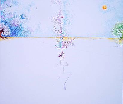Perceptive Spectrum of Navigation by Andrew Zeutzius