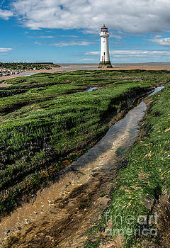 Adrian Evans - Perch Rock Lighthouse