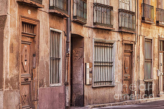 Perpignan France by Colin and Linda McKie