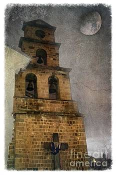 Peruvian Church Tower 1 by Scott Parker