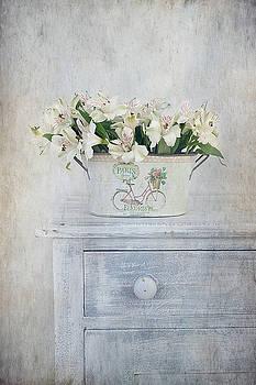 Peruvian Lilies by Kim Hojnacki