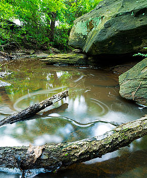 Peter's Creek by Nathan Hillis