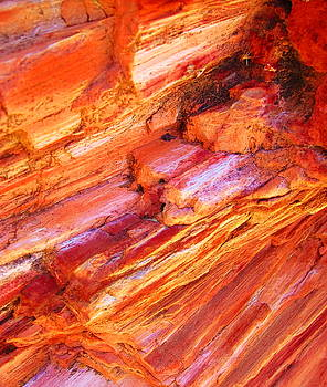 Petrified Abstraction No 1 by Andreas Thust