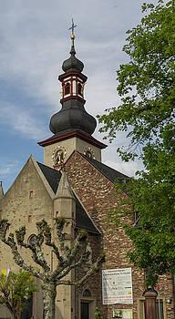 Pfarrkirche St Jakobus by Teresa Mucha