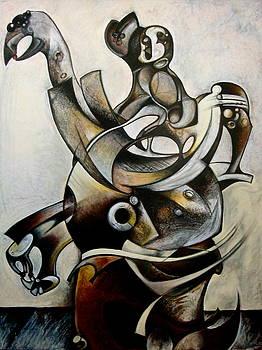 Phallus Erectus          by Sasha Krivtsov