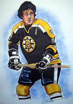 Phil Esposito by Dave Olsen