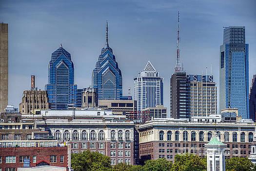 David Zanzinger - Philadelphia Cityscape 2