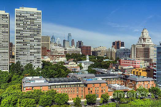 David Zanzinger - Philadelphia Cityscape