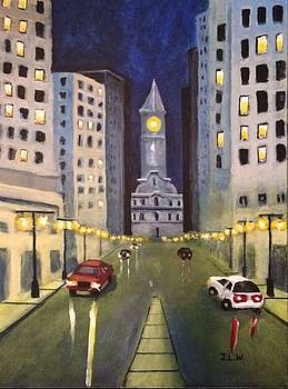 Philadelphia  by Justin Lee Williams