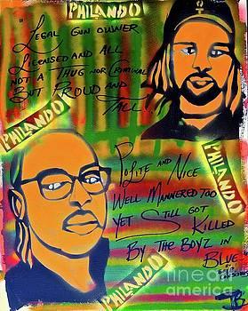Philando Castile by Tony B Conscious