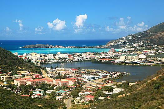 Philipsburg, St. Maarten by Roupen  Baker