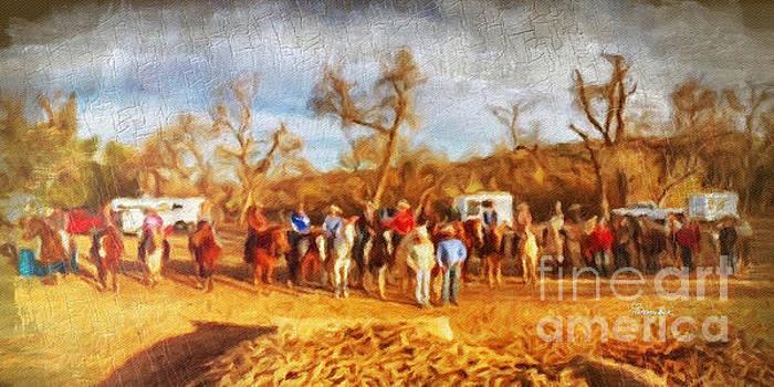 Happy Trails by Linda Weinstock