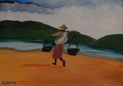 Phuket Merchant by Dean Glorso