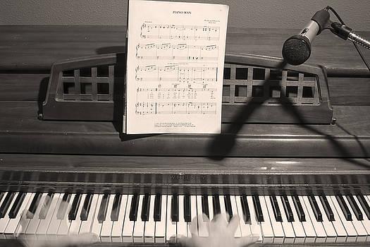 James BO  Insogna - Piano Man