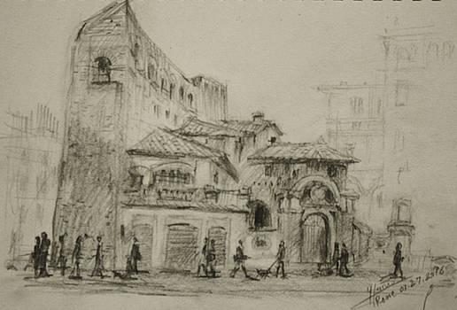 Ylli Haruni - Piazza Fiume Rome