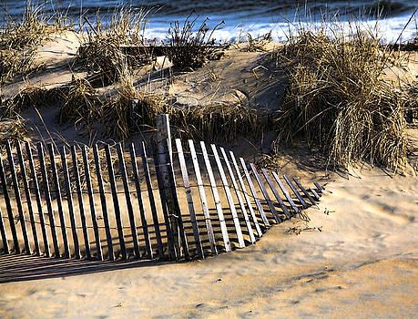 Chuck Kuhn - Picket Fence Beach