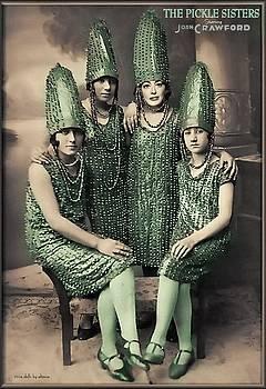 Pickle Sisters by Tonie Cook