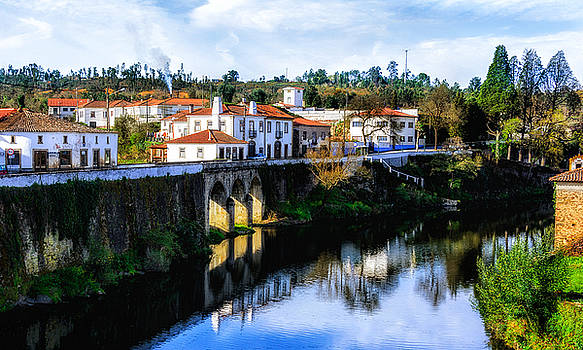 Picture Perfect Portuguese Village by Marion McCristall