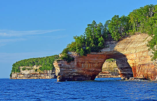 Pictured Rocks by Rodney Campbell