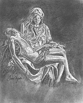 Pieta by Frank SantAgata