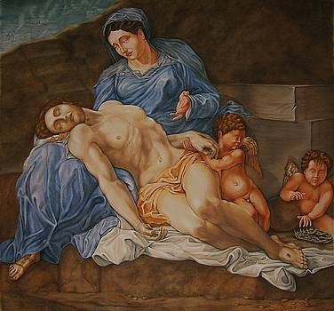 Pieta by Nasko Dimov
