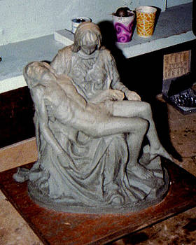 Pieta by Patrick RANKIN