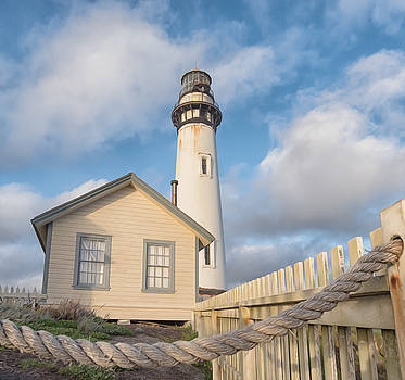 Pigeon Point Lighthouse by Mark Chandler