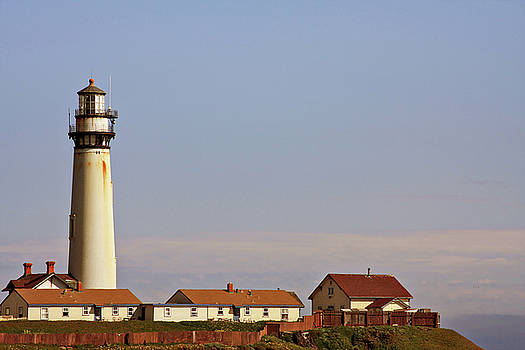Christine Till - Pigeon Point Lighthouse on California