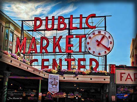 Joan  Minchak - Pike Place Market