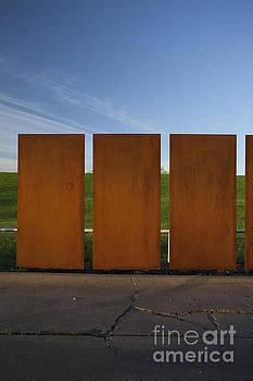 Pillars of the Art World by Greg Kopriva