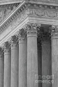 Pillars of the Supreme Court by E B Schmidt