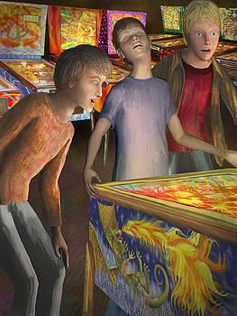 Pinball Wizard by Jamison Smith