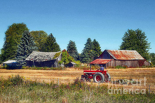 Pinconning Farm by Jeff Holbrook